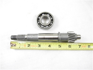 variator clutch shaft/gear 10113-a7-5