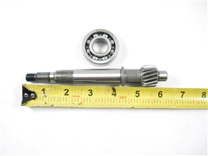 variator clutch shaft/gear 10131-a8-5
