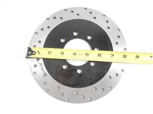 brake disc (rear) 10321-a18-15