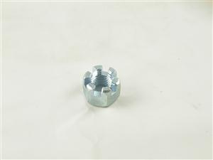 castle nut (for rear wheel) 10354-a20-12