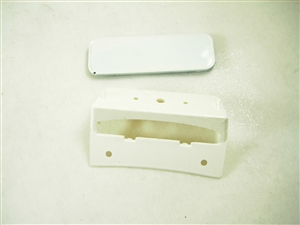 rear rectifire holder and vin no cover panel 10843-a47-15