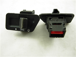 headlight switch 11642-a92-4