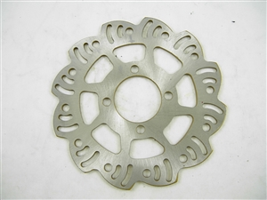 brake disc (front) 13735-a208-9