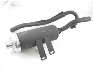 muffler /exhaust 20644-b43-14