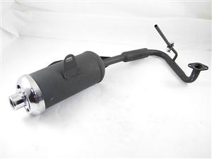 muffler /exhaust 20650-b44-5