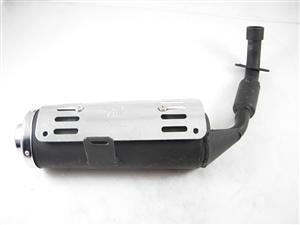 muffler /exhaust 20653-b44-8