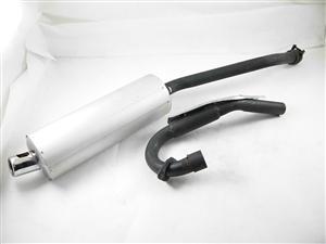 muffler /exhaust 20654-b44-9