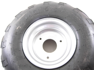 wheel 145/70-6/tire w rim left side  20708-b48-3