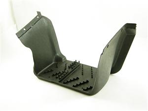footrest (left side) 20968-b65-8