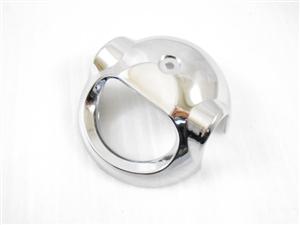 handle bar cover /chrome 21309-b37-13