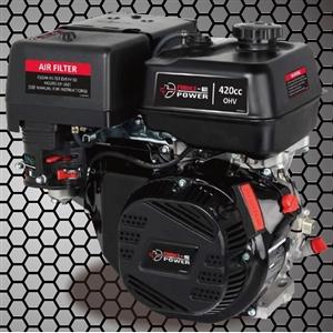 Superb Quality 420cc Horizontal Engine