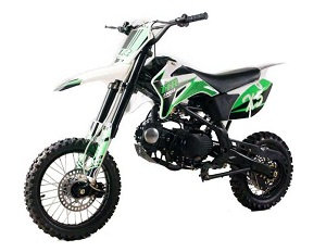 APOLLO 125CC DBX5 DIRT BIKE