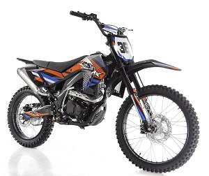Roketa AGB-36N-250 (2021) Dirt Bike, Electric/Kick Start