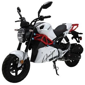 Amigo New 2021 Morro-50 Fully Automatic Street Bike Style Scooter