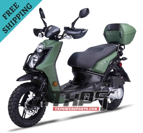 Image result for street legal scooter txpowersports.com