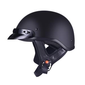 Amz Cruising Half Face Motorcycle Helmet