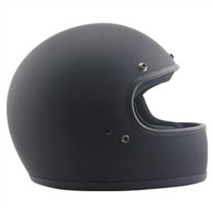 Amz Excelor Full Facematte Black Helmet