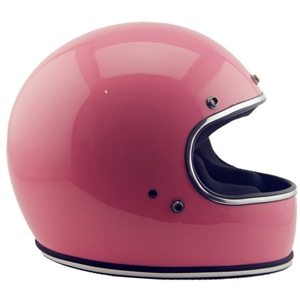 Amz Excelor Full Face Grace Pink Helmet