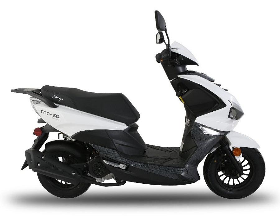 Amigo GTO-150 Scooter