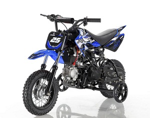 Apollo DB-25 70cc Automatic DIRT BIKE