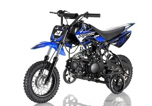 Apollo DB-21 70cc Semi Automatic DIRT BIKE
