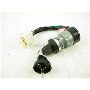 ATK 125A IGNITION SWITCH/ KEY