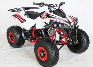 NEW! ATV-34E-125 (2019), ELECTRIC START