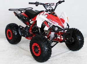 Roketa New! ATV-35E-125 (2019), Electric Start, With Reverse