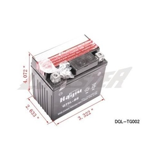BATTERY 12V5AH BA-7 DQL-TG002