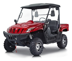 BMS Ranch Pony 500cc EFI Utility, Vehicle with Automatic,Transmission w/Reverse