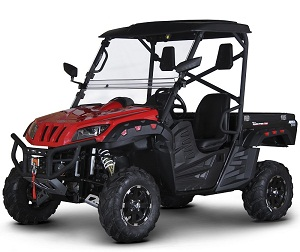 BMS Ranch Pony 700cc EFI Utility, Vehicle with Automatic,Transmission w/Reverse