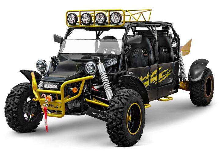 BMS V-TWIN 800 4S Go Kart