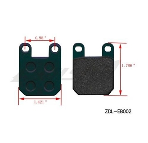 BRAKE PAD FOR COOLSTER DIRT BIKE