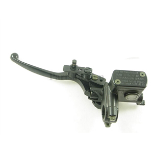BRAKE HANDLE W MASTER CYLINDER (left side)