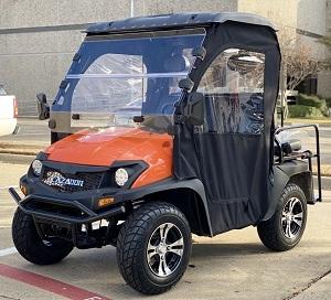 Cazador Outfitter 200 Cab Enclosure