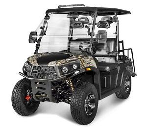 Vitacci Rover-200 EFI 169cc (Golf Cart) UTV, 4-stroke, Single-cylinder, Oil-cooled