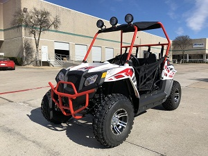 utv 170cc for adults too!