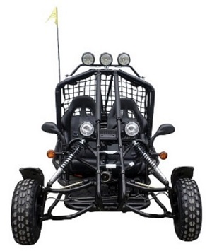 New Cheetah Spider 180cc Engine Go Kart with Bigger Motor