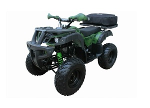 Coolster ATV-3150DX-4 150CC, Single Cylinder, 4-Stroke, Air-Cooled