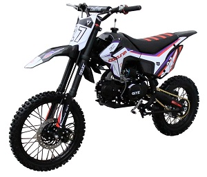 Coolster  M-125 125Cc Dirt Bike
