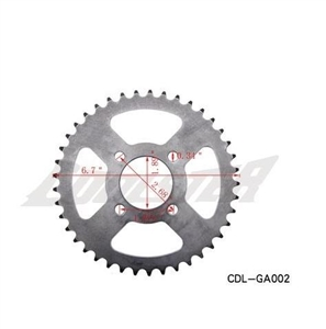 REAR SPROCKET FOR COOLSTER ATV