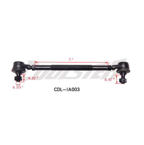 TIE ROD FOR COOLSTER