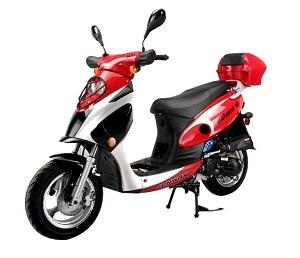 Vitacci BAHAMA 50cc (QT-6) Scooter