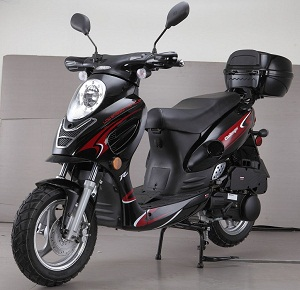 Cougar Cycle CHALLENGER 150cc Scooter