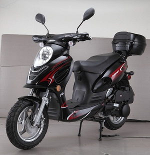Cougar Cycle CHALLENGER 50cc Scooter