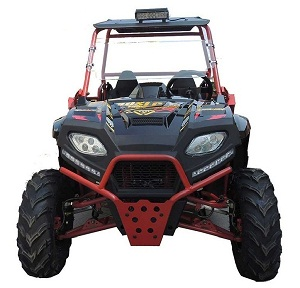 Vitacci BLADE 150 UTV, 149.6cc Utility Vehicle with 4-stroke, Single-Cylinder, Air/Oil-cooled and Windshield