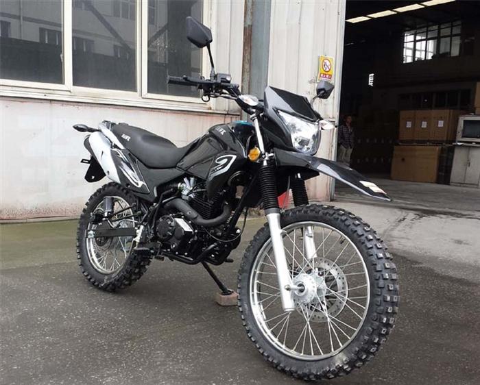 Cougar Cycle DB-Hawk 250 - Street Legal Dirt Bike - TXPowersports com