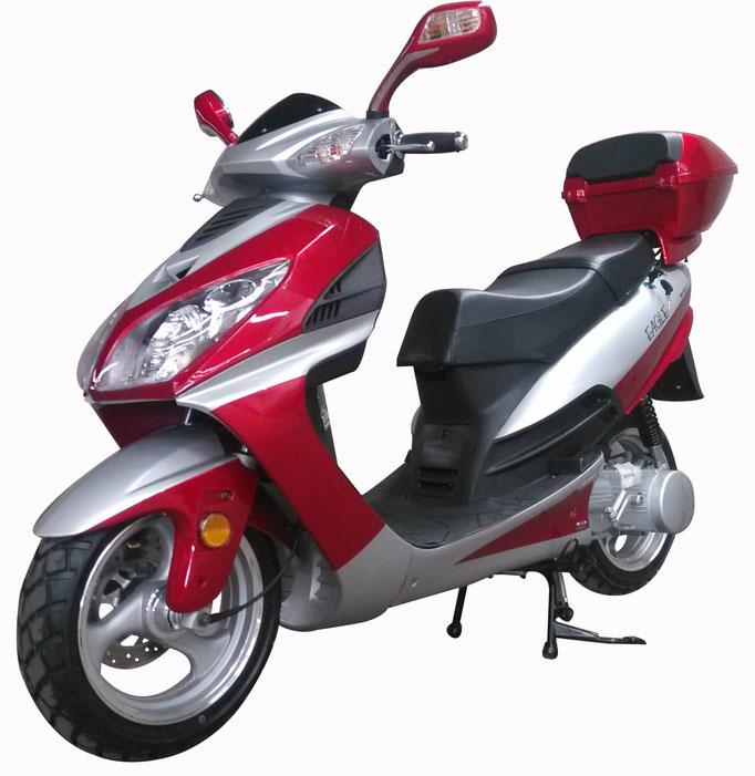מעולה Vitacci EAGLE 150cc Scooter- TXPowersports.com HS-25