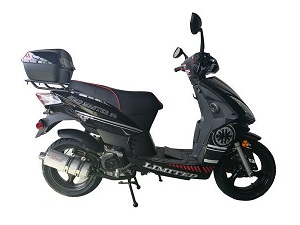 Cougar Cycle ROAD MASTER 150cc Scooter