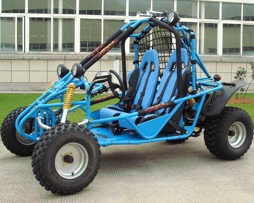 Vitacci SPIDER KD-200GKA Go Kart